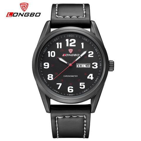 LONGBO LUXURY QUARTZ WATCH
