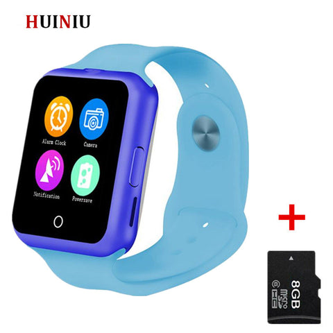 BLUETOOTH SMART WATCH WITH GPS TRACKING
