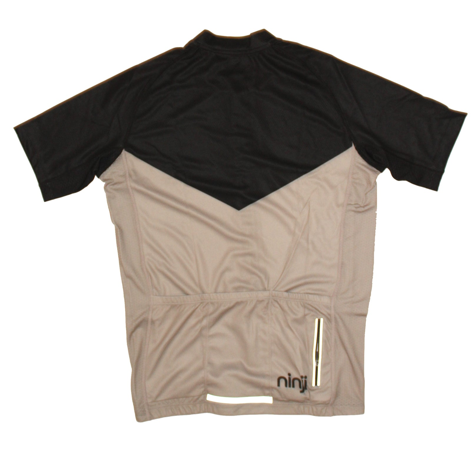 MENS SS JERSEY - BLACK GREY V