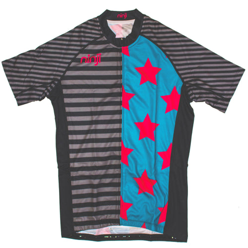 MENS SS JERSEY - STARS AND STRIPES
