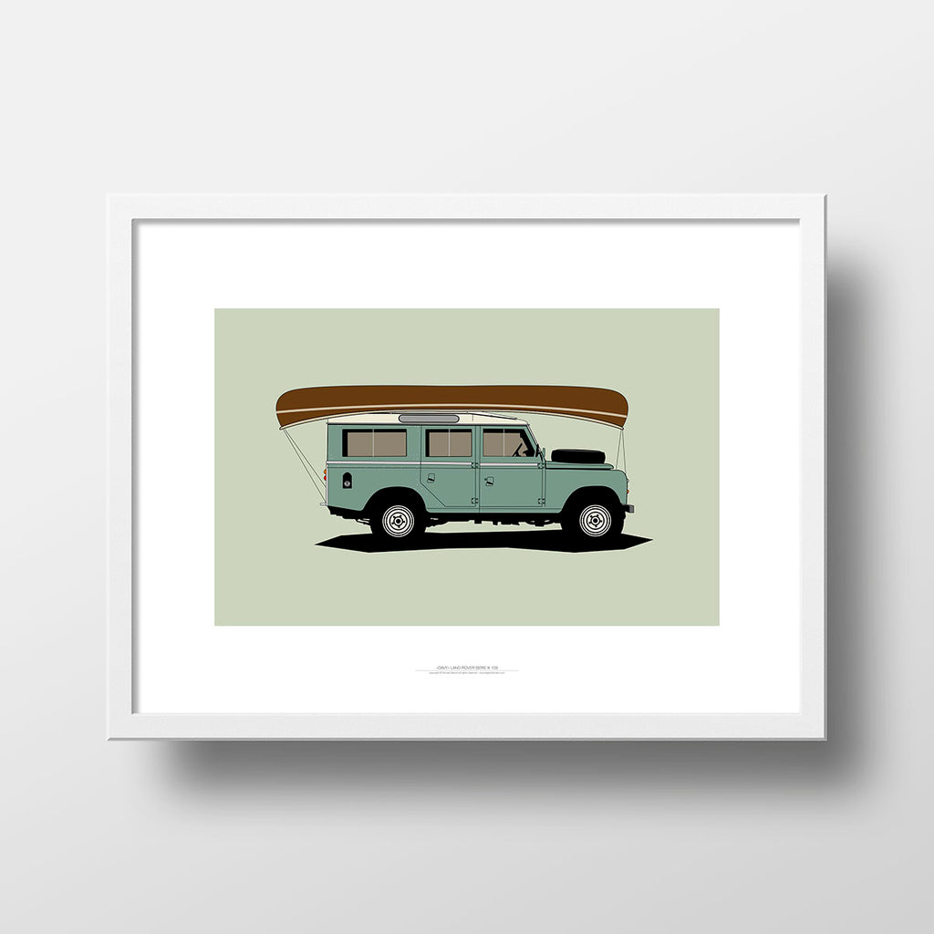 Davy - Land Rover Serie 3