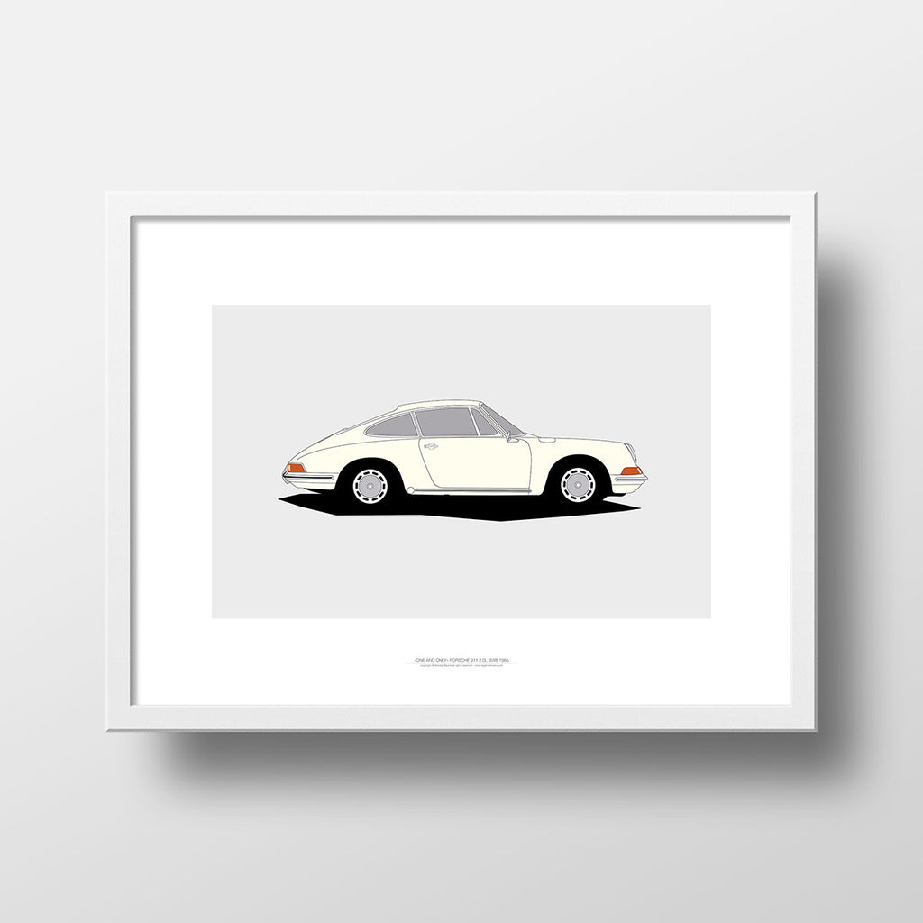 One and Only - Porsche 911 SWB