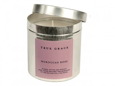 True Grace Candle Moroccan Rose