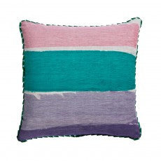 Cushion - Emerald Ribbon 50cm