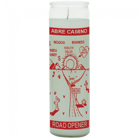 W PICO Candle - Road Opener