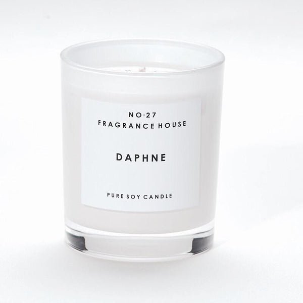 No 27 Fragrance House Daphne Candle