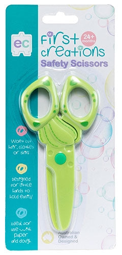 First Creations - Safety Scissors  - Safety Scissors