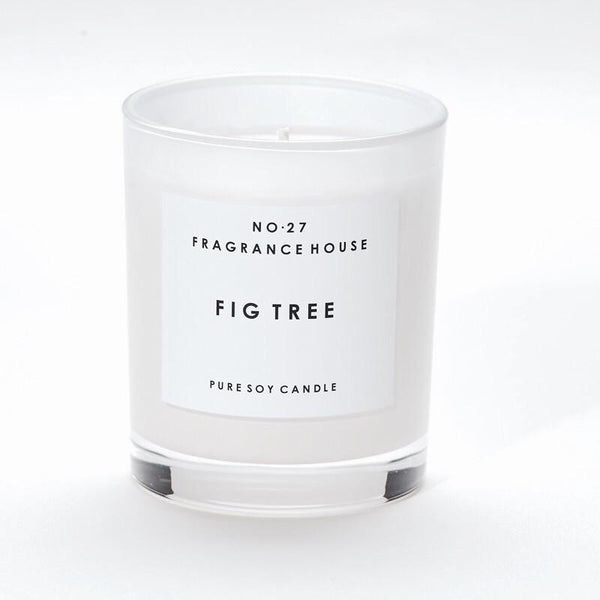No 27 Fragrance House Fig Tree Candle