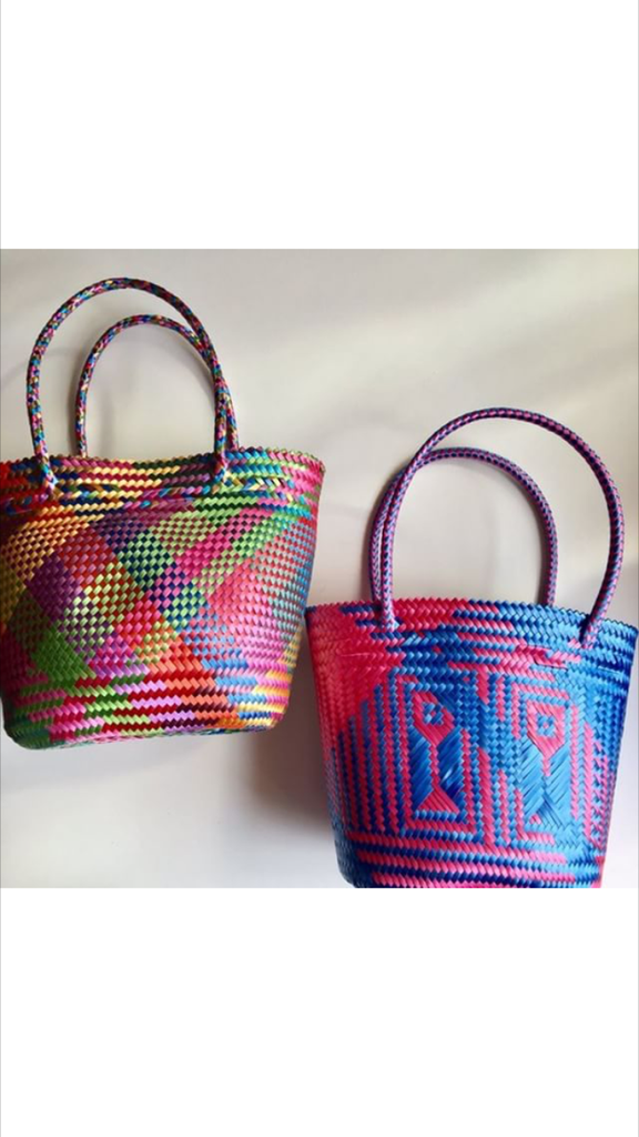 Mexican Hand Woven Bags