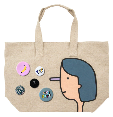 Castle Tote Bag - Little Kid