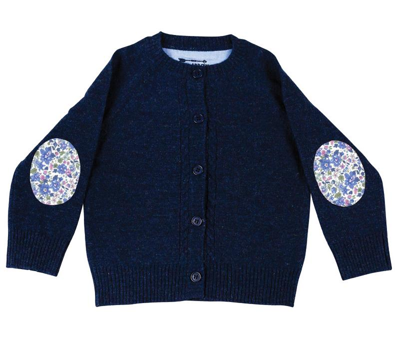 Bow & Arrow - Navy Molly Cardigan