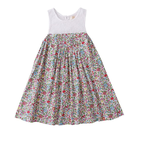 Peggy Poppie Dress Spring Floral