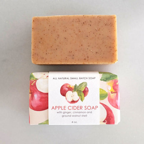 Dawn Tan APPLE CIDER SOAP