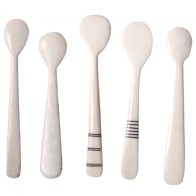 Bone Sugar Spoon