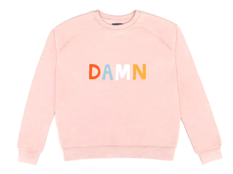 Castle Sweater - Damn