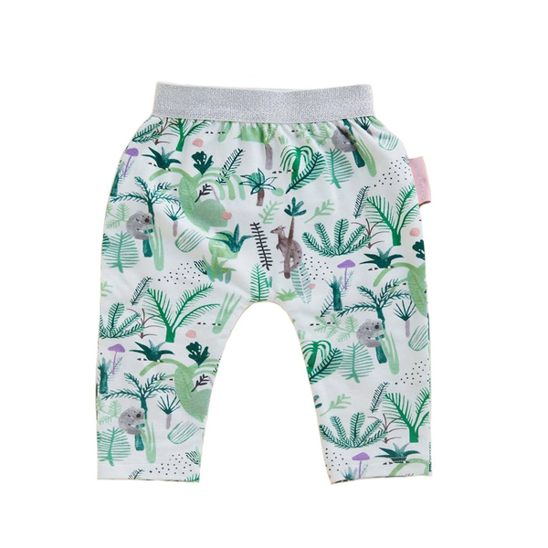 Fern Gully Baby Pants