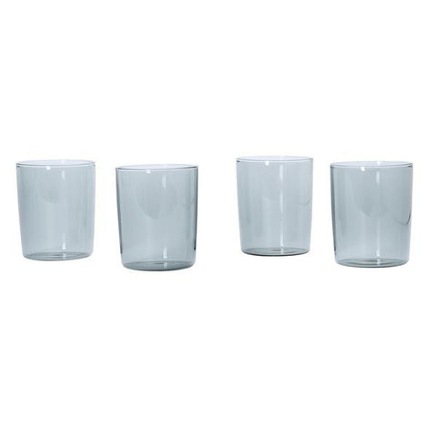 Maison Balzac Drinking Glasses Smoke