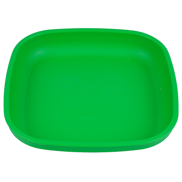 Re-Play Flat Plate - Kelly Green