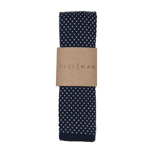 The Speck Knit Tie