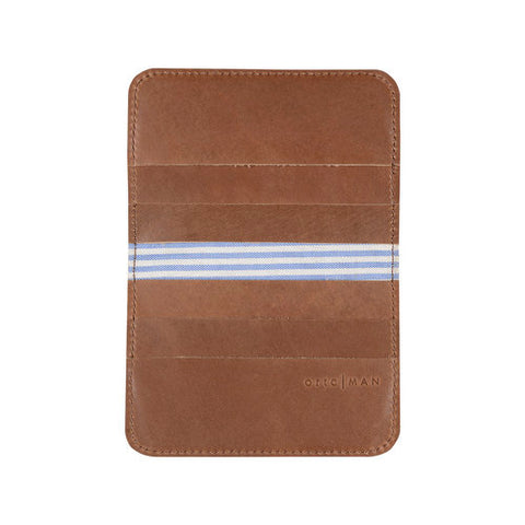 Tan Leather Original Bifold
