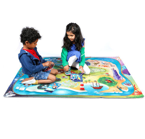 STORY MAP PLAY MAT