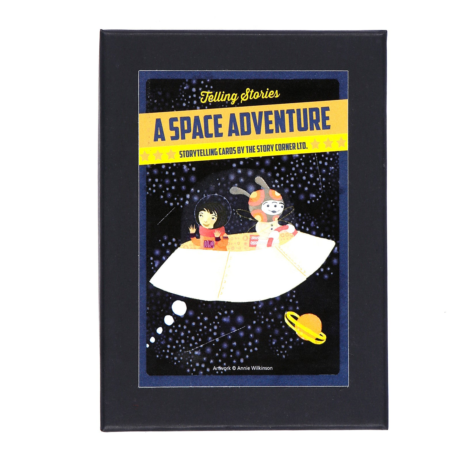 SPACE ADVENTURE STORY CARDS