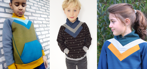 Thank you Origami Sweater Testers!