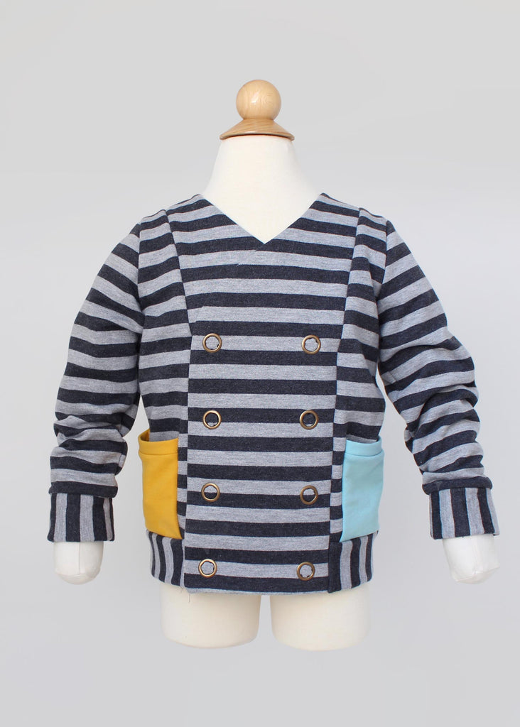 Finn Cardigan PDF Sewing Pattern