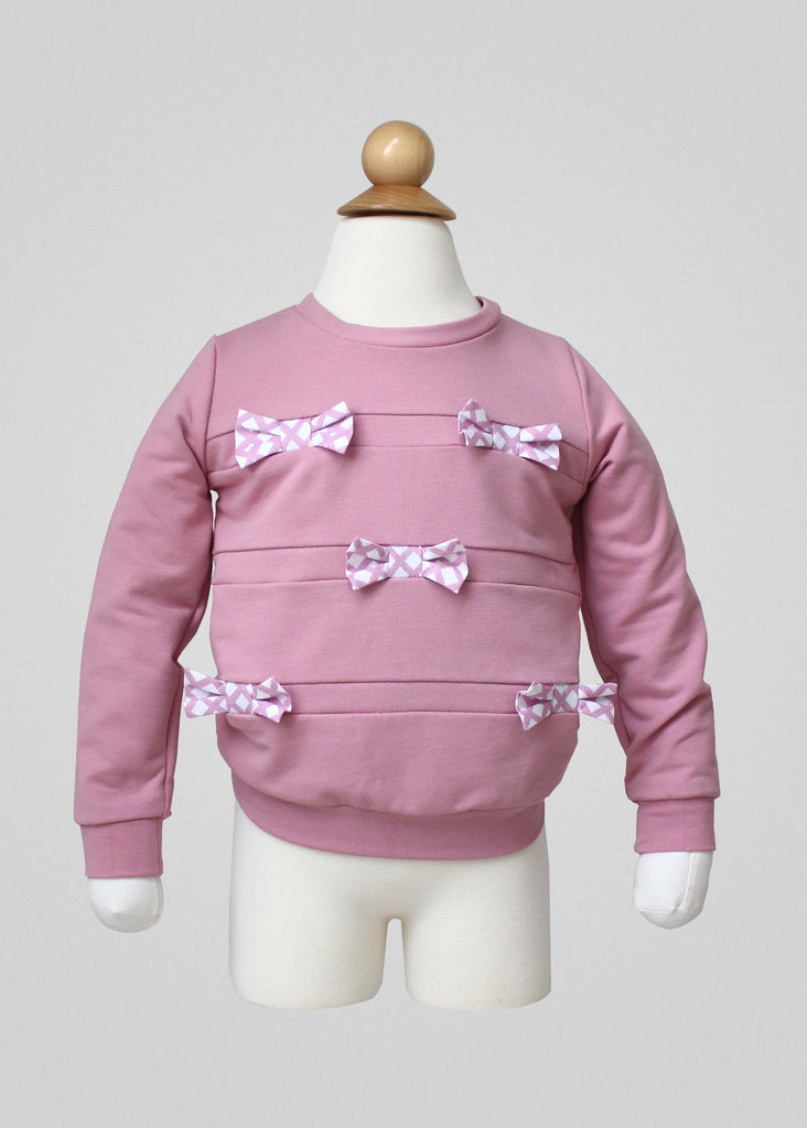 Isa Sweater PDF Sewing Pattern