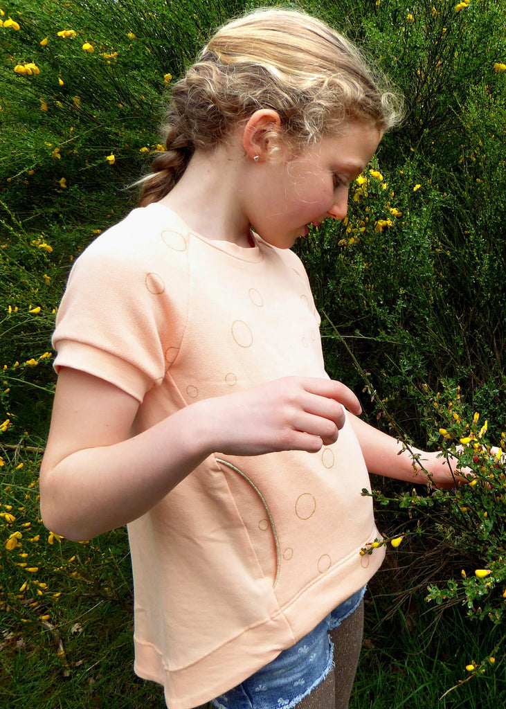 Louise Sweater PDF Sewing Pattern