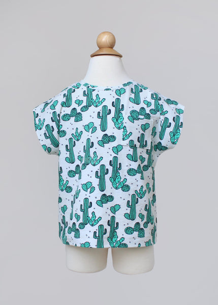 Rowan Tee PDF Sewing Pattern