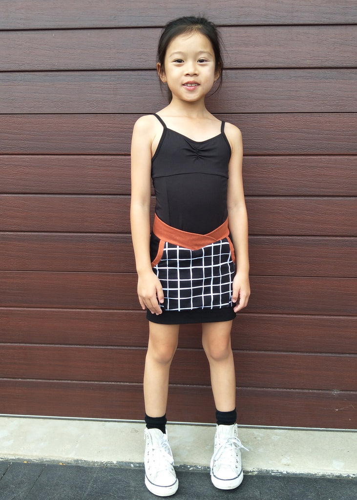 Doris Kids Skirt PDF Sewing Pattern