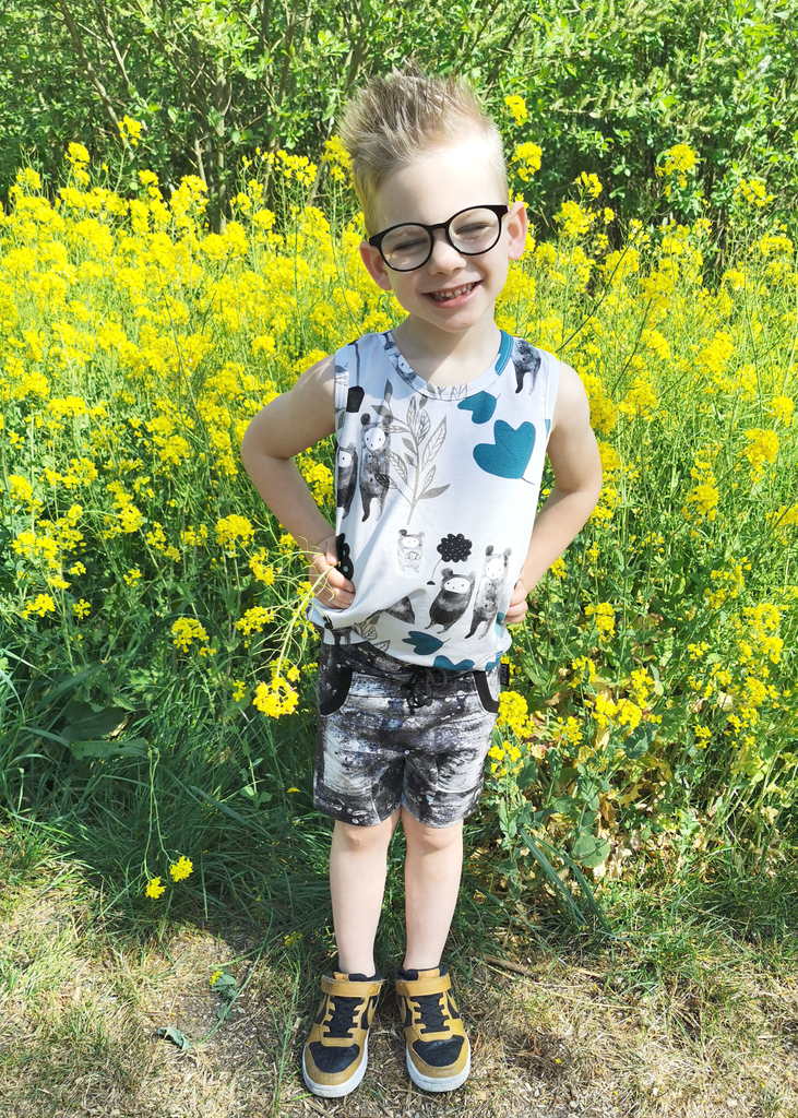BUNDLE - Alex Jogger Pants & Piper Tank Top PDF Sewing Pattern Bundle