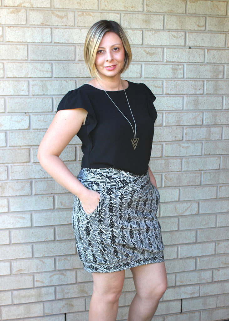 BUNDLE - Doris Women & Kids Skirt PDF Sewing Pattern