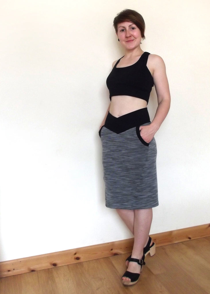 Doris Women Skirt PDF Sewing Pattern