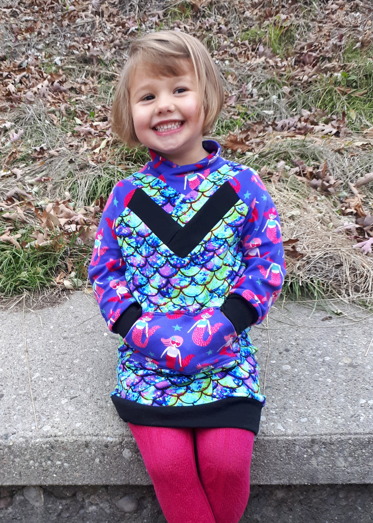Origami Sweater PDF Sewing Pattern