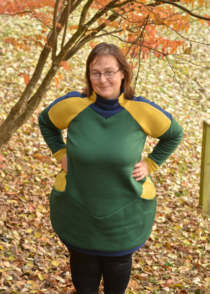 Stereo Sweater PDF Sewing Pattern