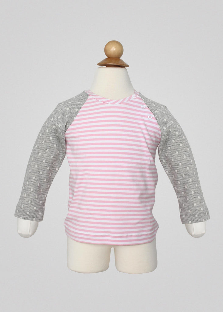 Raglan Tee PDF Sewing Pattern