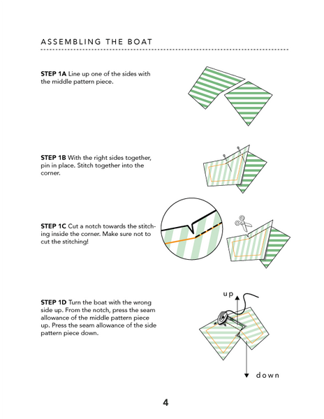Make your own Origami Boat | Teaching Resources | 600x464