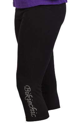 Leggings 3/4 Black