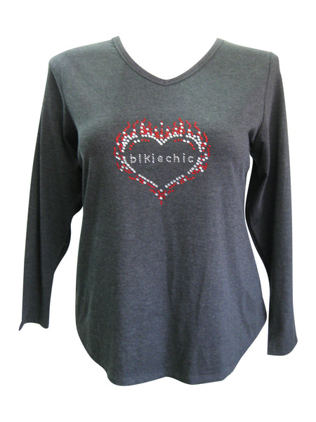 Kim long sleeve TShirt