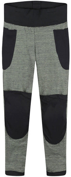 MotoGirl Leggings - Ribbed Knee