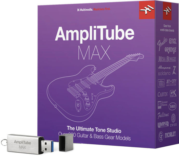 Amplitube Black Friday