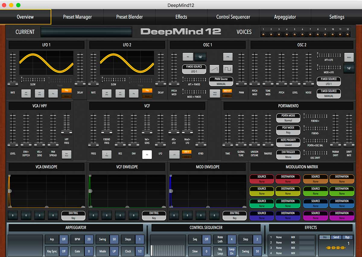 Deepmind 12 for Mac