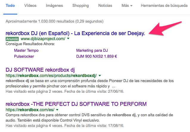 DJ Marketing