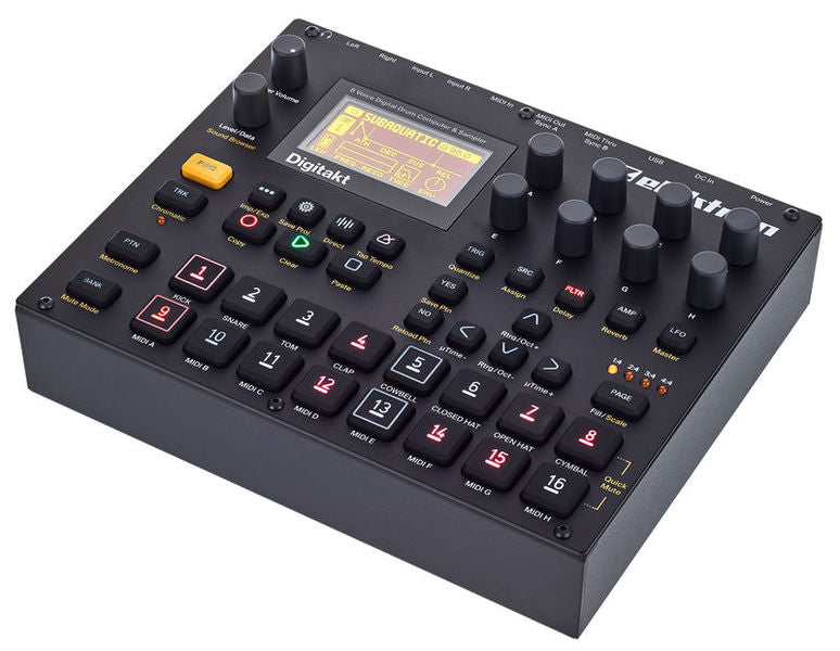 Elektron Digitakt Cyber Monday