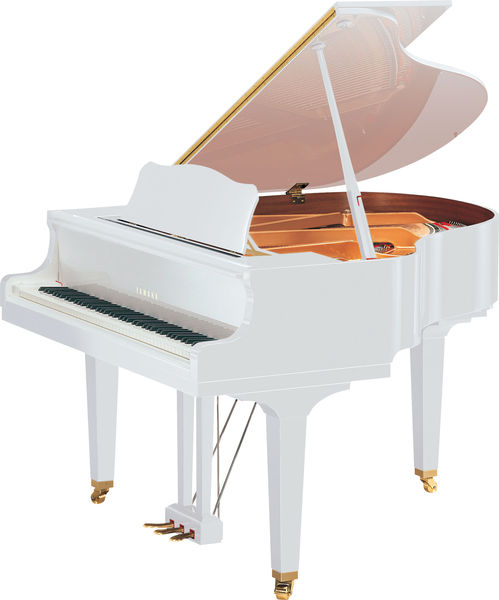 Piano de Cola Blanco Yamaha