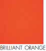 Bach Inboard Acoustic Ceiling Panel Wrapped Brilliant Orange