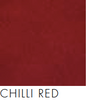 Bach Pinboard Acoustic Ceiling Panel Wrap Fabric Chilli Red