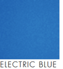 Bach Pinboard Acoustic Ceiling Panel Wrap Fabric Electric Blue